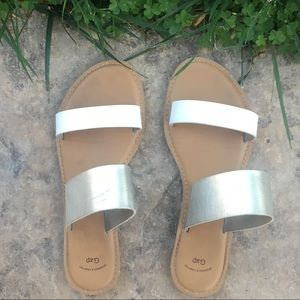 Gap slip-on sandals!